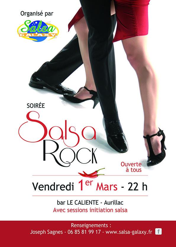Soirée Salsa rock