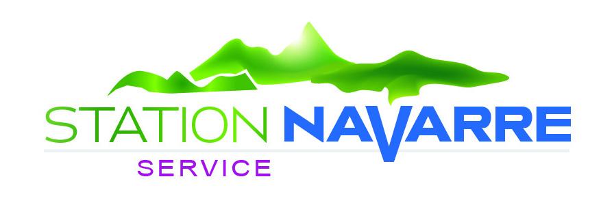 identité visuelle de la station Navarre