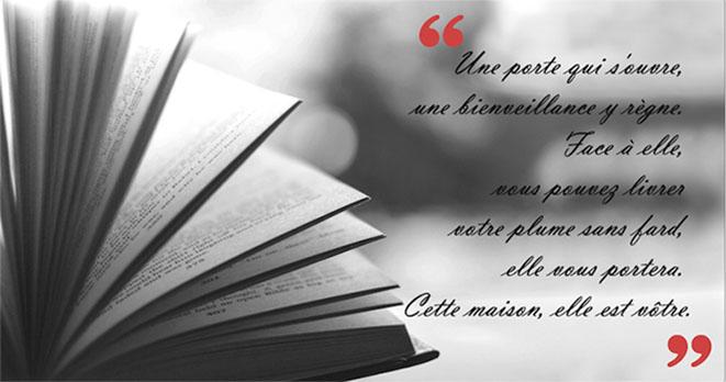 Les éditions Maloloire - Bandeau
