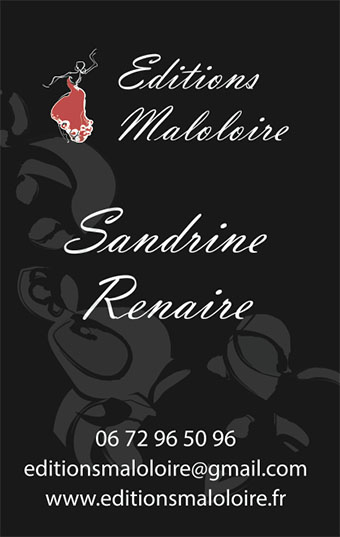 carte de visite Maloloire