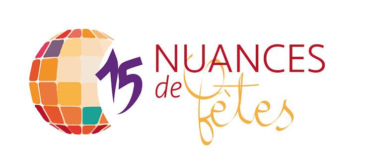 Logo 15 nuances de fêtes