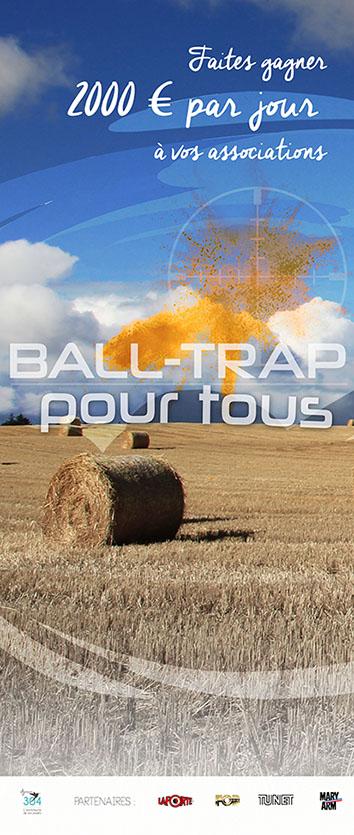 ROLL-UP BALL TRAP POUR TOUS