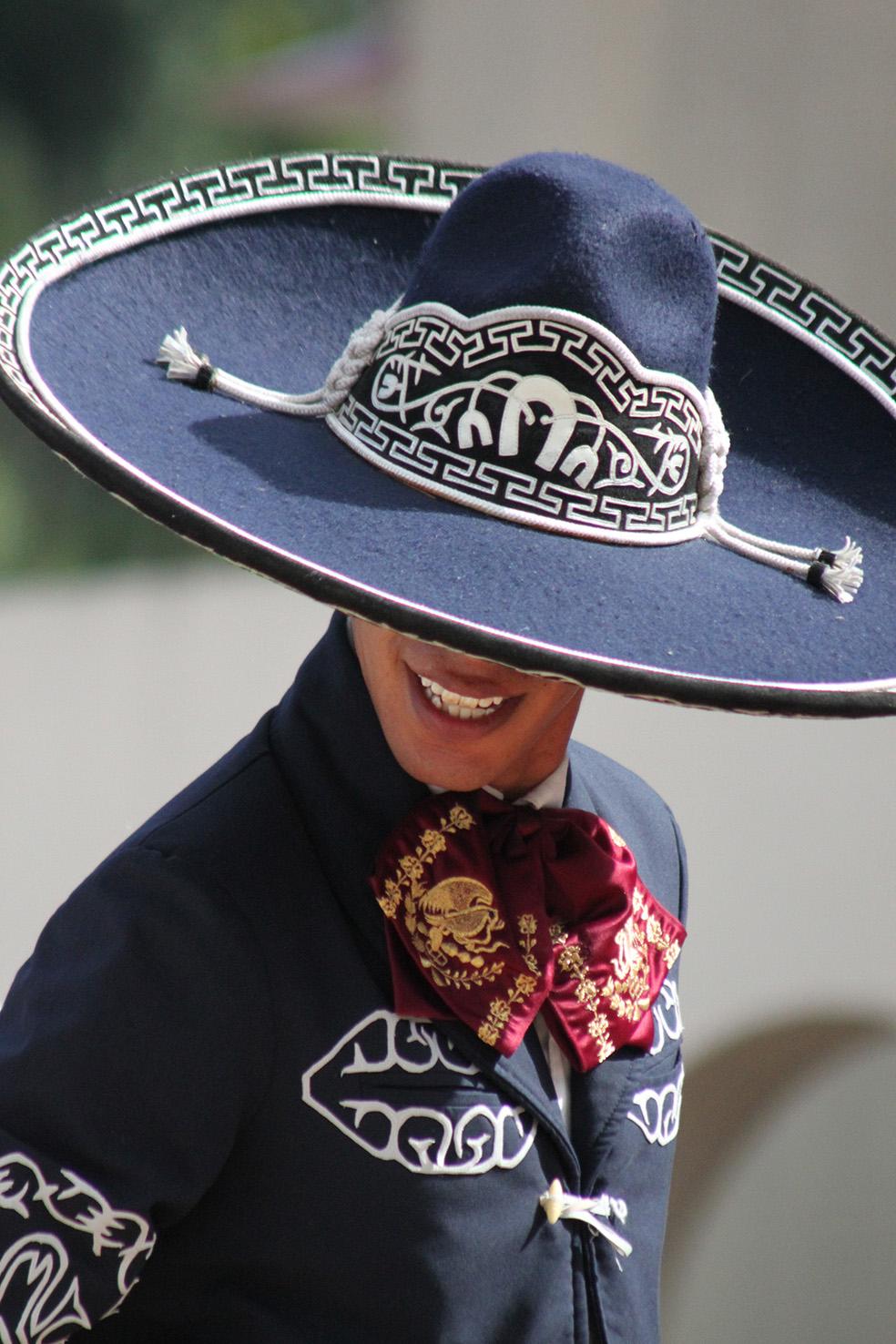 Troupe du Mexique