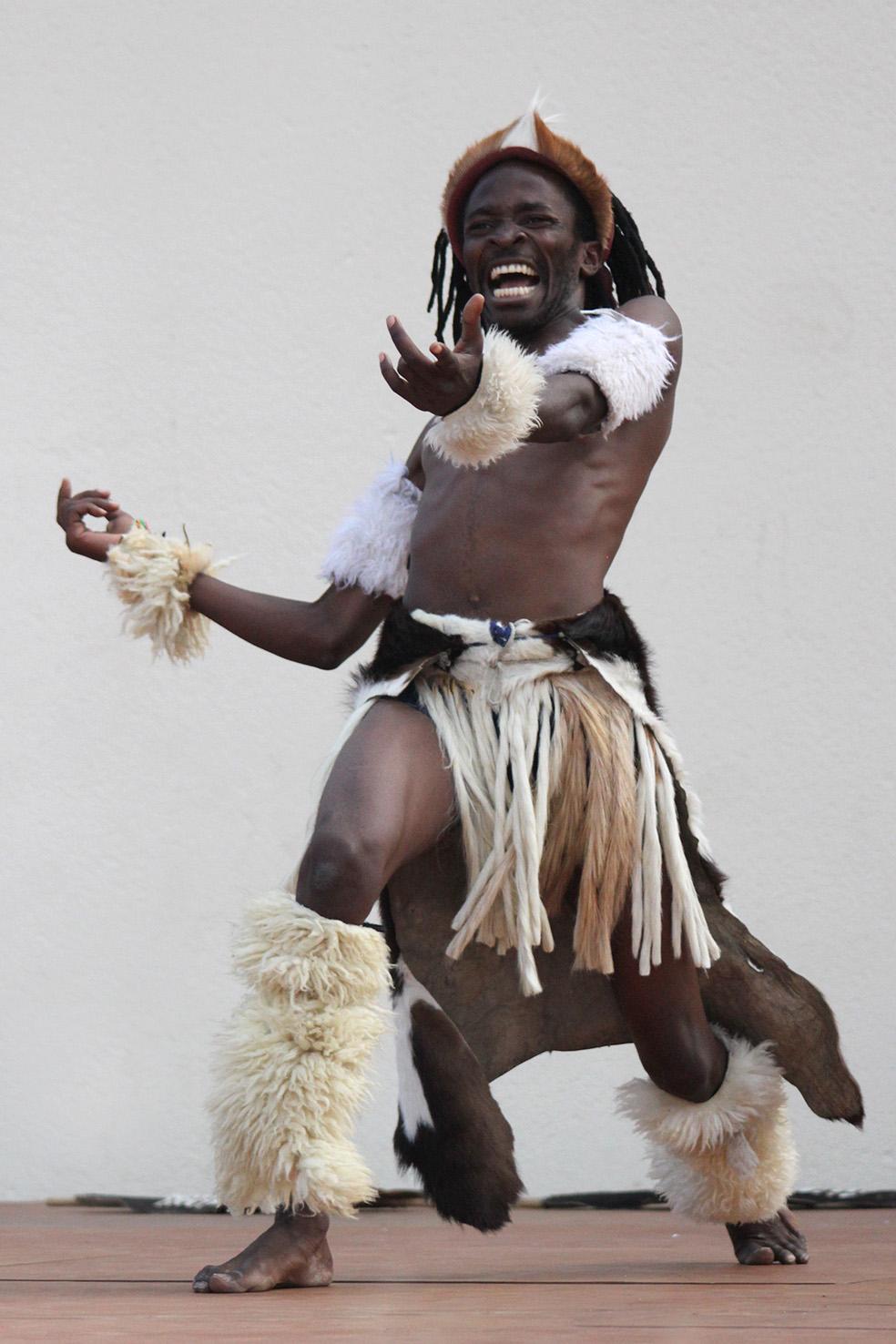 troupe du Zimbabwe