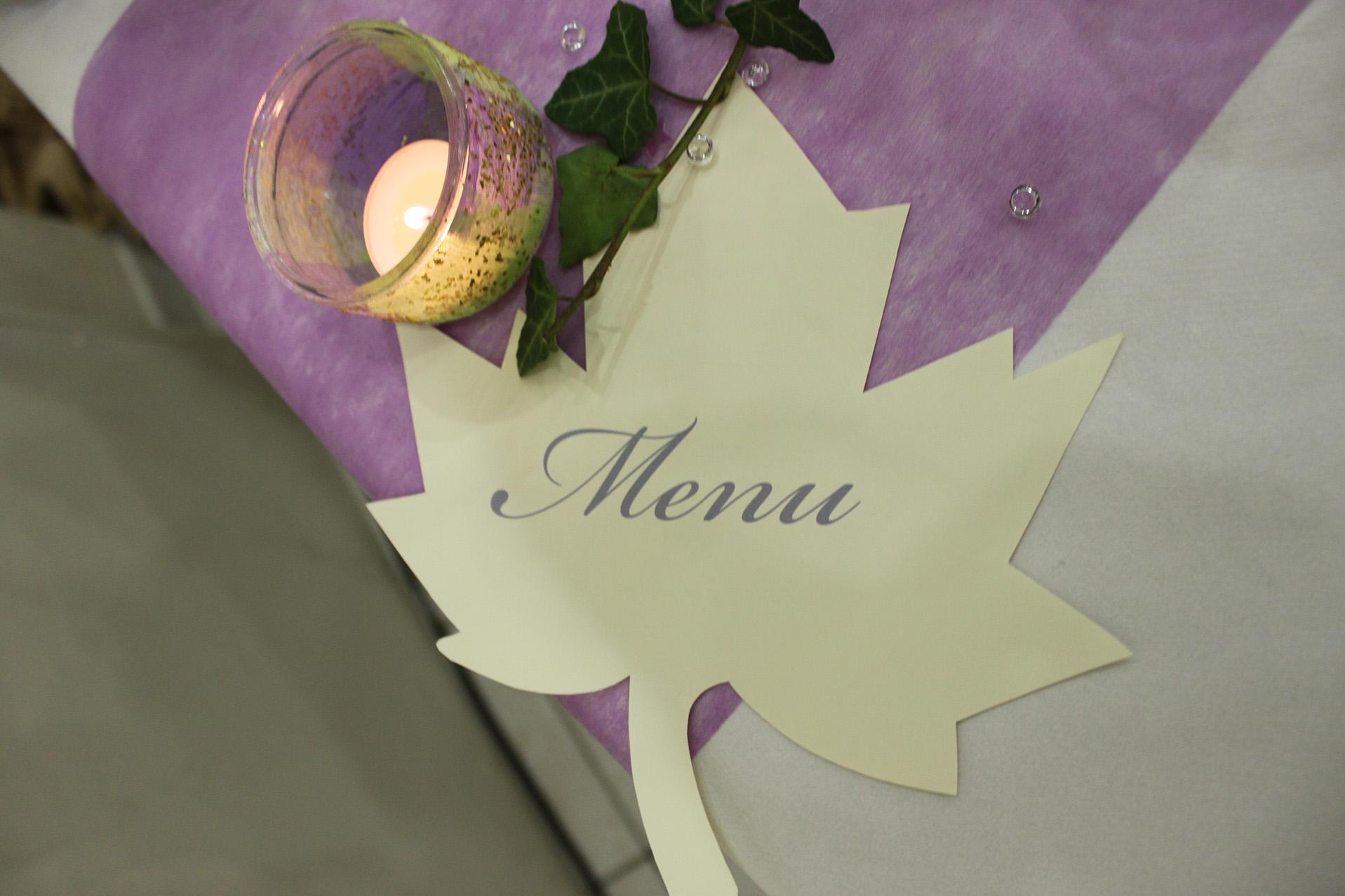 menu recto