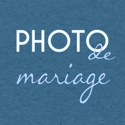 photo de mariage