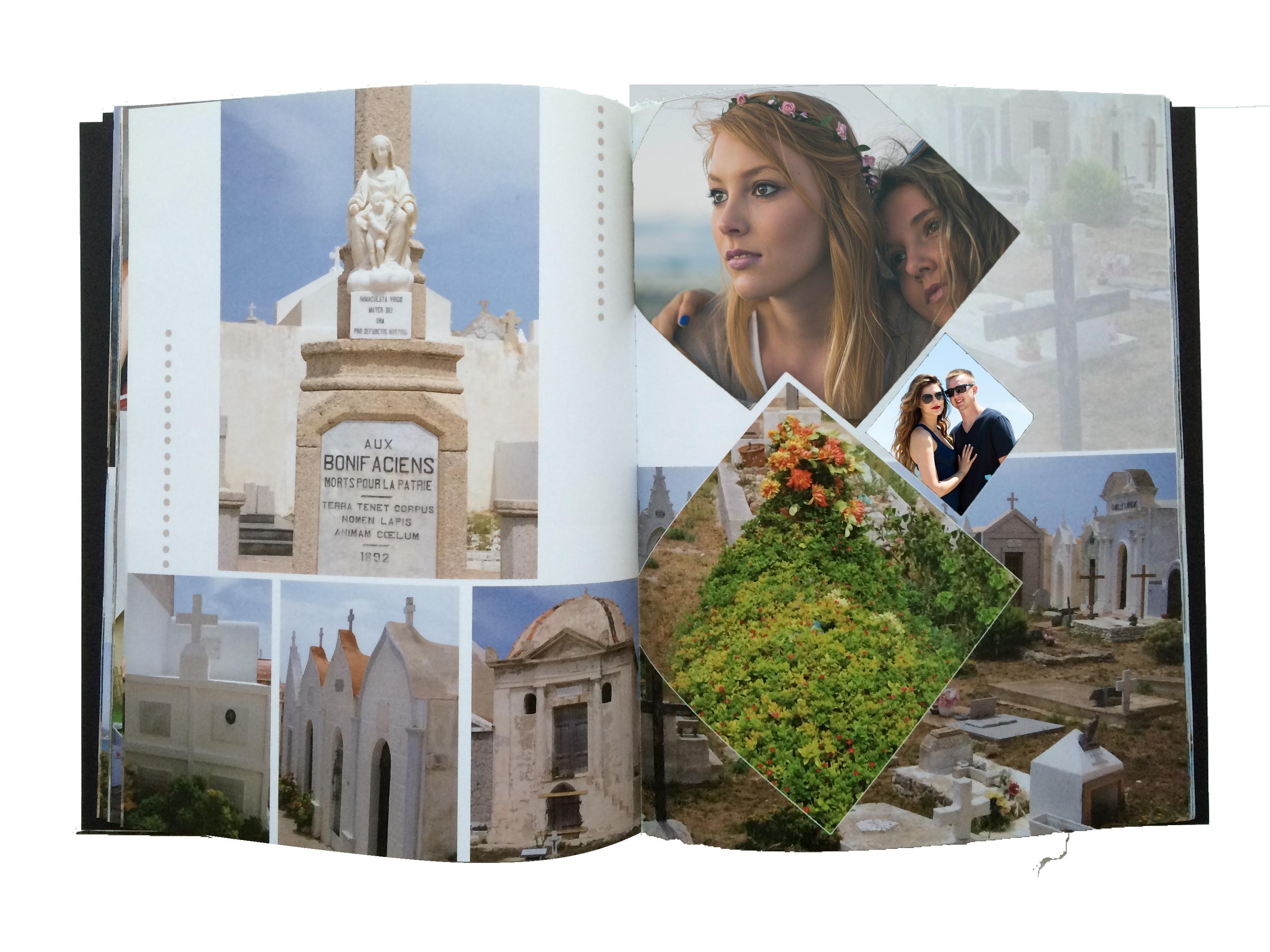 carnet de voyage en Corse